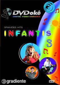 DVDokê Gradiente - Infantis 3