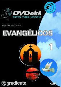DVDokê Gradiente - Evangélicos 1