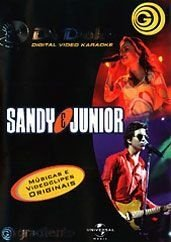 DVDokê Gradiente - Sandy e Junior
