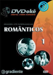 DVDokê Gradiente - Românticos 1