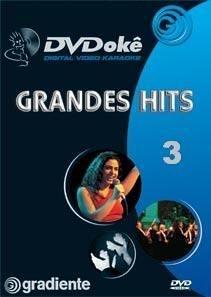 DVDokê Gradiente - Grandes Hits 3