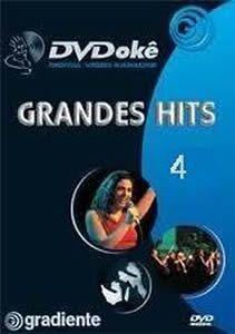 DVDokê Gradiente - Grandes Hits 4