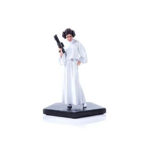 Iron Studios - Star Wars -  Leia - Art Scale 1/10