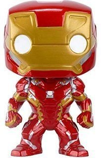 POP - Civil War - Iron Man
