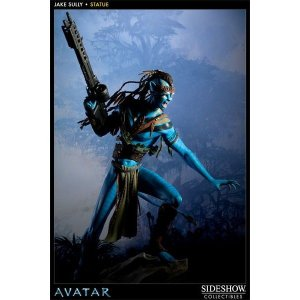 Avatar Jake Sully Statue
