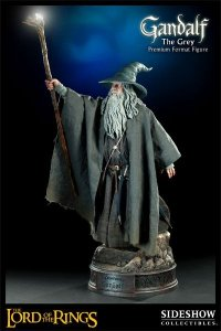 The Lord Of The Rings Gandalf The Grey Premium Format