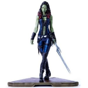 Iron Studios - Guardians of the Galaxy Gamora - Art Scale 1/10