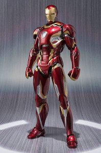 S.H Figuarts - Age Of Ultron - Iron Man Mark XLV
