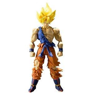S.H Figuarts - Dragon Ball - SS Son Goku (Awakening)