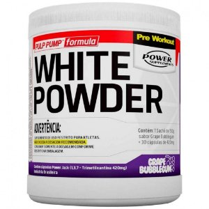 White Powder  - Power Supplements