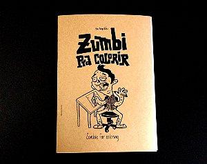 Zumbi pra Colorir