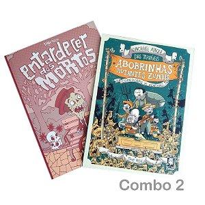 COMBO 2 | Entardecer dos Mortos + Abobrinhas Zumbis