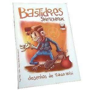 Bastidores - Sketchbook