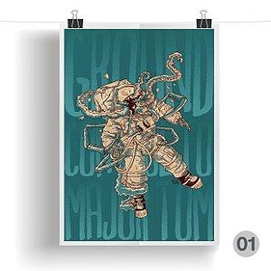 PRINT - Astronauta