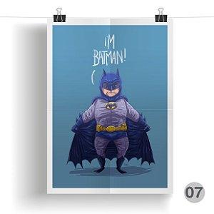 PRINT - Im Batman