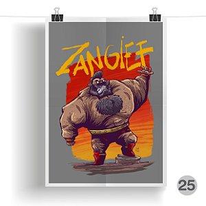 PRINT - Zangief