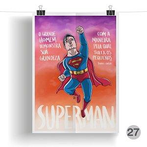 PRINT - Superman