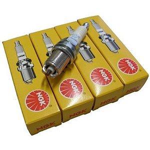 VELA IGNIÇÃO / BKR6E / BKR6ED / UNO/PALIO ( INCLUSIVE FLEX 8V )/SIENA/STRADA MPI 1.6 16V >99/FIORINO/206 1.4 8V GAS
