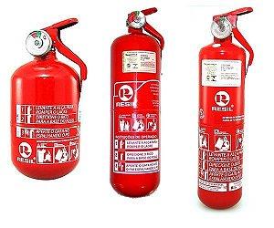 EXTINTOR R984 / R985 / R986 / R989 / ABC 5 anos / A cada 06 extintores comprados e trocados conosco, GANHE voucher de 180,00, consulte condições