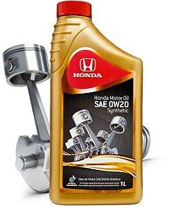 OLEO MOTOR LT / HONDA 08234P99A1MD3 0W20 / a partir de 20,00 o litro trocado no combo, consulte condições