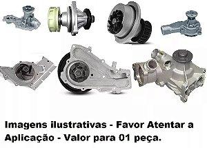BOMBA AGUA / UB0629 NKBA07629 452003 / A PARTIR DE 46,00 / GOL Mi AT 1.0 16V e Turbo 97>/PARATI/SAVEIRO/FOX/POLO/IBIZA/CORDOBA/CROSSFOX/SPACEFOX