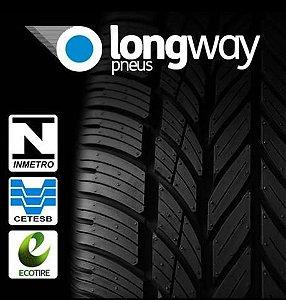 PNEUS LONGWAY / A cada 16 pneus comprados e trocados conosco, GANHE voucher de até 450,00, consulte condições