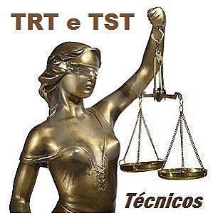 Videoaulas TRT / TST 2015 - Tribunais do Trabalho - Cargo TÉCNICO (nível médio) - Cód.: 21783
