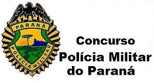 Videoaulas PM - POLÍCIA MILITAR DO PARANÁ (policial e bombeiro) - Nível médio - R$ 3.225,99 (após formado) - Cód: NP-14388
