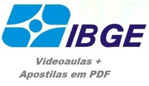 Videoaulas IBGE 2016 - Até R$ 9,4 mil - Nível médio e superior (escolha seu cargo)