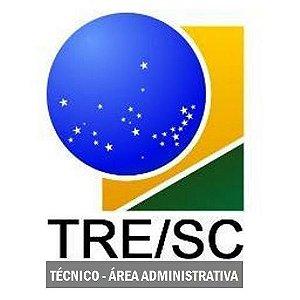 Videoaulas TRE-SC 2013/2014 - TRIBUNAL REGIONAL ELEITORAL DE SC - Técnico Área Administrativa - Nível médio (R$ 4.575,16) - Cód: TRESC-T