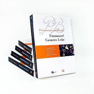 Emmanuel Carneiro Leão – Volume I da Coleção Pensamento no Brasil