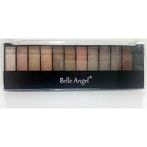 Paleta de Sombras Belle Angel Nude B012-1