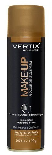 FIXADOR DE MAQUIAGEM MAKE-UP 250ML VERTIX 2193