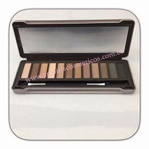 Paleta de sombras foscas NUDES 2 Bella Femme BF10034 - COR 1