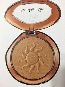 Pó Compacto Soleil bronze opaco Vult