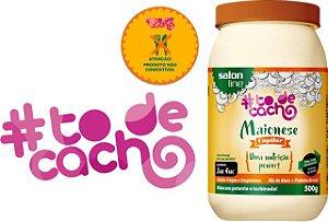 Salon Line Maionese Capilar #TodeCacho Uma Nutrição Power 500g