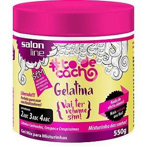Gelatina Mix Vai ter Volume sim! 550g