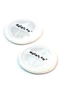 02 Esponjas para maquiagem Macrilan EJ 1-5