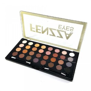 Paleta de Sombras Foscas Supreme Eyes Fenzza SO18