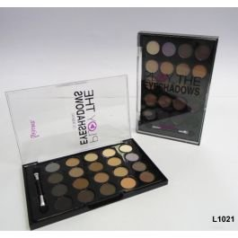 Paleta PLAY THE EYESHADOWS Luisance -L1021