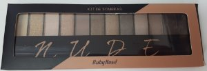 Paleta NUDE HB - 9911 - Ruby Rose