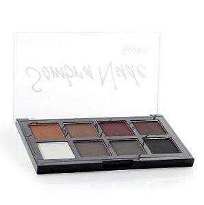 PROMOÇÃO - Paleta de sombras Nude 8 cores Luisance L6016 - Modelo A