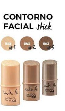 Contorno  Facial Stick Vult