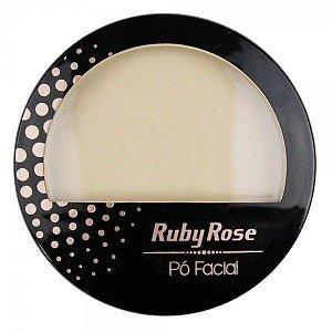 Pó Facial HB 7212 Cor 02 Ruby Rose