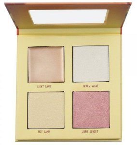 Iluminador  Light Sunset Highlighter - RUBY ROSE - HB-7504
