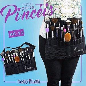 Cinto Porta Pincéis de Maquiagem Macrilan AC-11