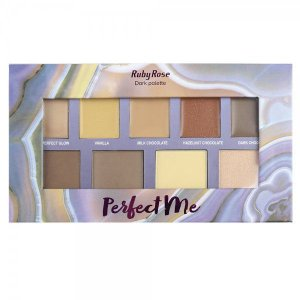 Paleta Perfect Me HB 7509/D - RUBY ROSE