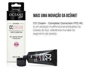 CC Cream Complete Correction SPF 40 - OCÉANE