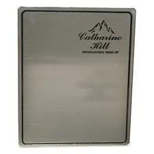 Placa Em Aço Inox - Catharine Hill - Placa do Maquiador