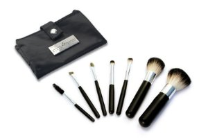 Kit Profissional de Pincéis Prof 7 Pocket Black - KLASS VOUGH  PROMOÇÃO